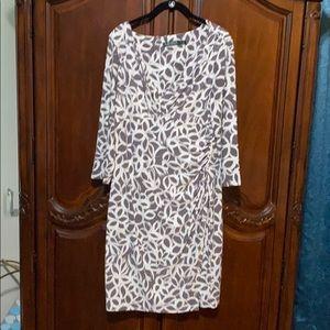 Size 14 Ralph Lauren wrap dress